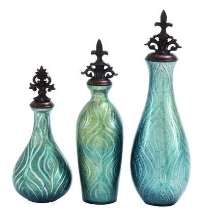 cheap decorative glass bottles mesmerizing decorative