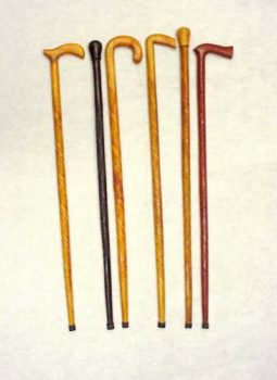 Assorted Wooden Walking Stick