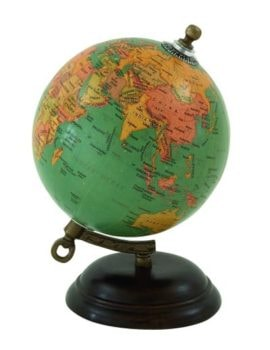 Decorative Globe on Base