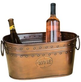Metal Wine Cooler