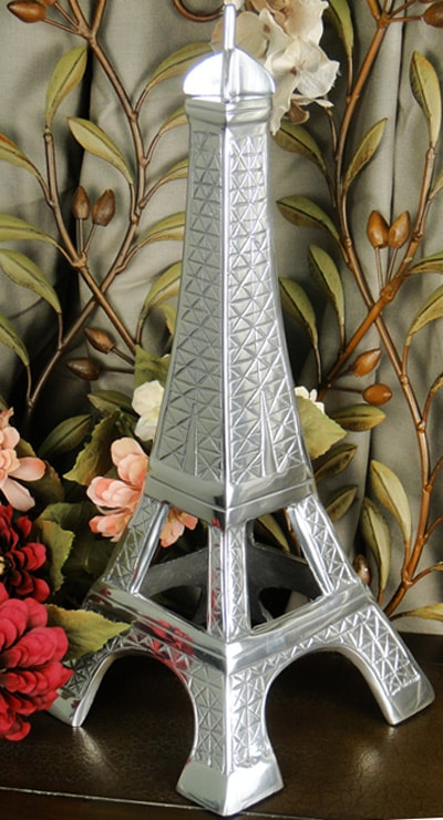 Aluminum Eiffel Tower