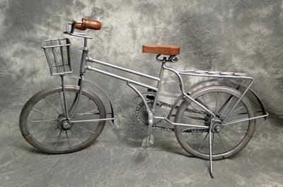 Metal Replica Bicycle