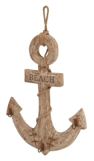 Weathered Wall Anchor