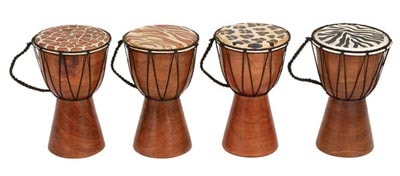 Assorted African Drum