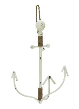 Metal Anchor with Hooks