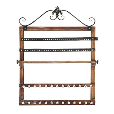 Jewelry Wall Rack