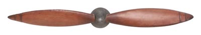 Reproduction Vintage Airplane Propeller