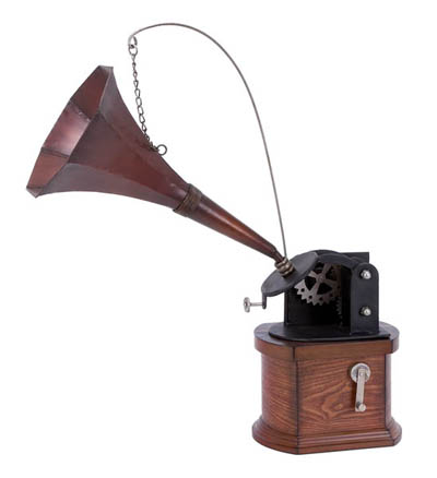 Antique Reproduction Music Box