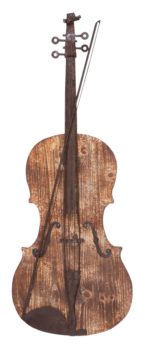 Violin Wall Decoration
