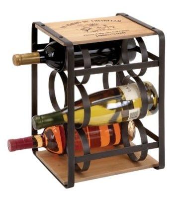 Winery Rack for Six Bottles