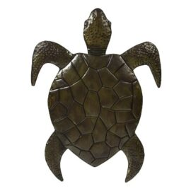 Metal Wall Sea Turtle