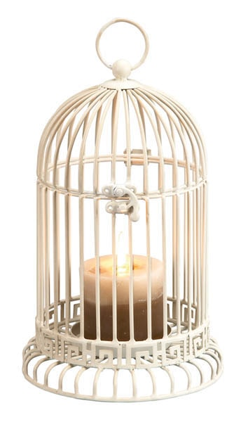 Bird Cage Candleholder
