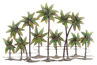 Palm Tree Wall Decor