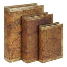 Set of 3 Book Boxes
