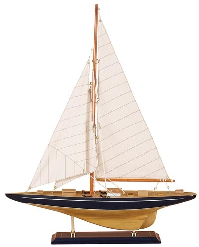 Decorative Model Sailboat