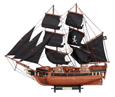 Pirate Ship Model Replica