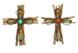 Assorted Southwestern Style Wall Cross