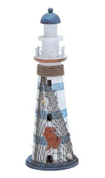 Decorative Wooden Lighthouse