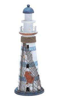 Decorative Wooden Lighthouse