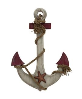 Wall Anchor with Starfish