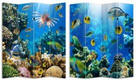 Undersea View Room Divider