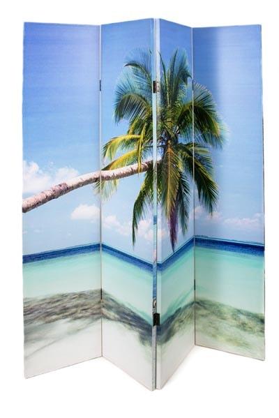 Island Paradise Room Divider Globe Imports