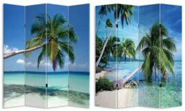 Island Paradise Room Divider
