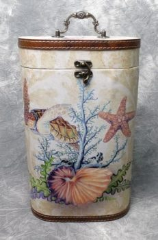 Sea Life Wine Box