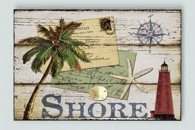 Decorative Shore Sign