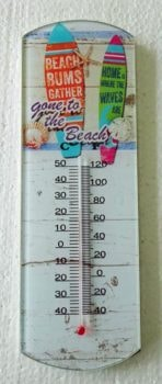Surfboards Thermometer