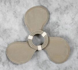 Decorative Propeller with Rope