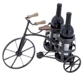 Tricycle Wine Bottle Holder