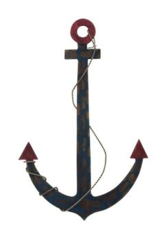 Rustic Looking Wall Anchor