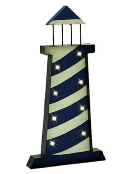 Metal LED Wall Lighthouse