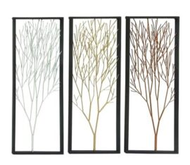 Assorted Tree Wall Panel