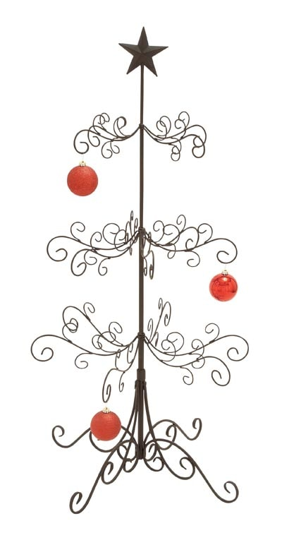 Christmas Ornament Display Tree - Christmas Ornament Display Tree - Globe Imports
