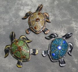 Assorted Wall Sea Turtle Decoration