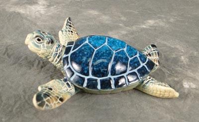 Blue baby turtles - photo#14