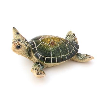 Green Sea Turtle FIGURINE