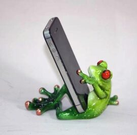 Frog Cell Phone Holder