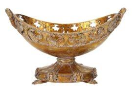Ornate Bowl on Base