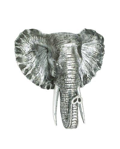 Elephant Head Wall Decor