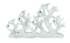 Coral and Fish Sculpture