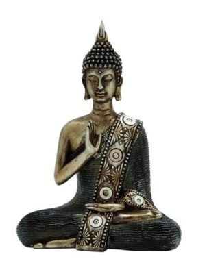 Sitting Protection Buddha