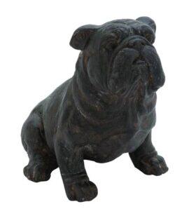 Bulldog Cast Iron Color