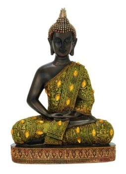 Serenity Pose Buddha Figurine