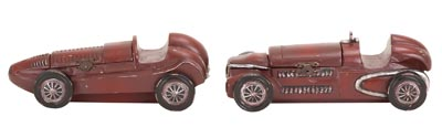 Assorted Vintage Race CAR Box