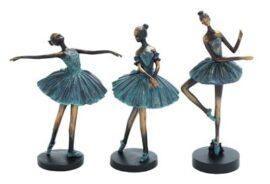 Assorted Ballerina Figurine