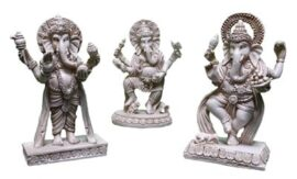 Assorted Ganesh Figurine