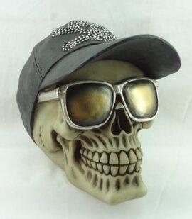 Skull With Cap